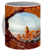 Utah Golden Arches Coffee Mug