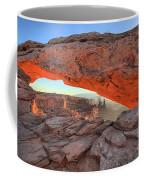 Utah Morning Pastels Coffee Mug