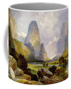 Utah Mountains Coffee Mug