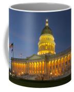 Utah State Capitol Building Coffee Mug
