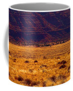 Utah Winter Sun Coffee Mug