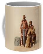 Ute Jose Romero And Family Coffee Mug