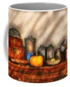 Utensils - Kitchen Still Life Coffee Mug by Mike Savad