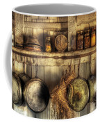 Utensils - Old Country Kitchen Coffee Mug by Mike Savad
