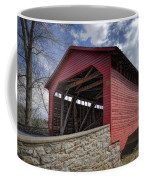 Utica Mills Covered Bridge Coffee Mug