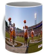 Uva Cheerleaders Coffee Mug by Jason O Watson