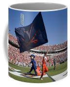 Uva Virginia Cavaliers Football Touchdown Celebration Coffee Mug