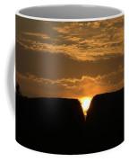 V Rise Coffee Mug