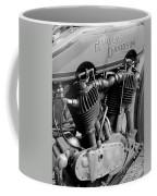 V-twin Engine Coffee Mug