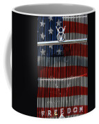 V8 Freedom Coffee Mug by Jani Freimann