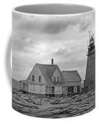 Vacant On The Ocean Coffee Mug by Betsy Knapp