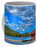 Vacationing On Big Moose Lake Coffee Mug