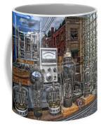 Vacuum Tubes And Diodes - Wallace Idaho Coffee Mug