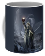 Light Of Liberty Coffee Mug