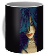 Vain 2 Coffee Mug by Tony Rubino