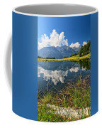 Val Di Sole - Covel Lake Coffee Mug