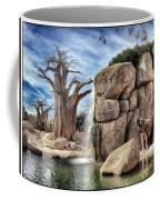 Valencia Elephant Coffee Mug