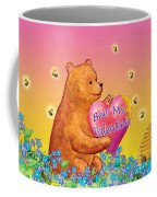 Valentine Baby Bear Coffee Mug