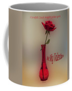 Valentine Careful I Just Might Poke You Coffee Mug