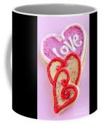 Valentine Hearts Coffee Mug
