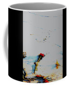 Valentine On The Beach Coffee Mug