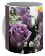 Valentine Purple Coffee Mug