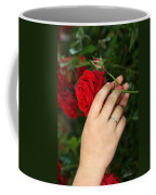 Valentine Rose Coffee Mug