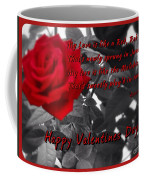 Valentine Roses Coffee Mug
