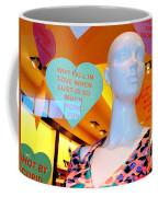 Valentine Vixen Coffee Mug