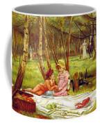 Valentines Day, 1883 Coffee Mug