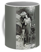 Valentines Day, 1898 Coffee Mug