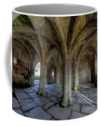 Valle Crucis Chapter House  Coffee Mug by Adrian Evans