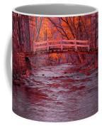 Valley Creek Bridge In Autumn Coffee Mug
