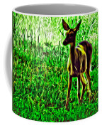 Valley Forge Deer Coffee Mug