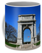 Valley Forge Park Memorial Arch Coffee Mug