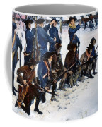 Valley Forge: Steuben, 1778 Coffee Mug