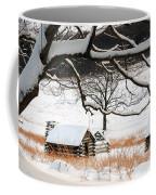 Valley Forge Winter 14 Coffee Mug