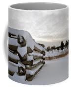 Valley Forge Winter 8 Coffee Mug