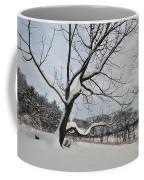 Valley Forge Winter 9 Coffee Mug