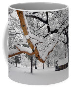 Valley Forge Winter 9817 Coffee Mug