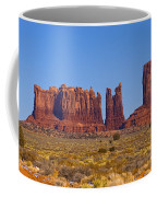 Valley Monuments  Coffee Mug