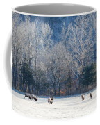 Valley Of Elk Coffee Mug