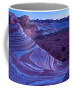 Valley Of Fire - Fire Wave 2 - Nevada Coffee Mug