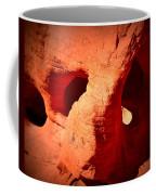 Valley Of Fire Nevada Desert Beehives Coffee Mug