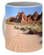 Valley Of Fire Wash Coffee Mug