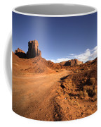 Valley Of Monuments  Coffee Mug