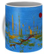 Valley Of The Red Moon Coffee Mug