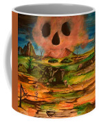 Valley Of The Skulls Coffee Mug