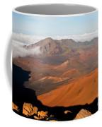 Valley Of Volcanic Cones Coffee Mug