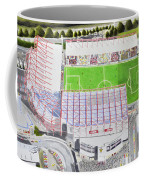 Valley Parade Stadia Art - Bradford City Fc Coffee Mug